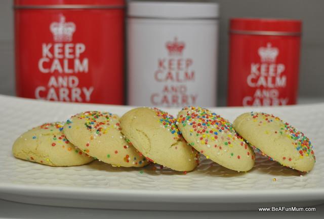 cookie dough biscuits
