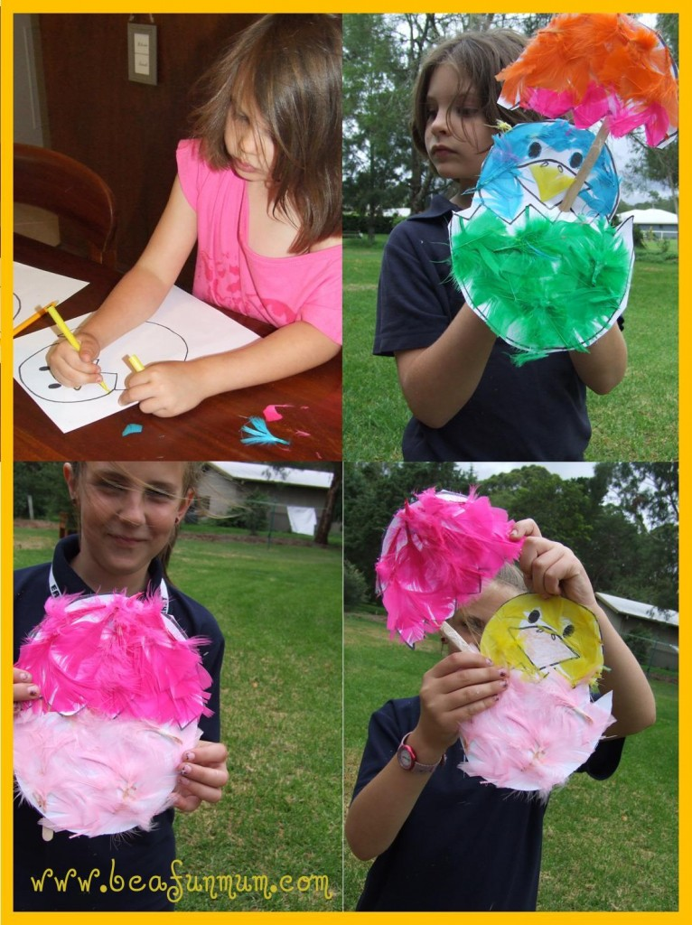 Easter Egg Craft New Life Be A Fun Mum