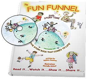 The Fun Funnel: Book Giveaway