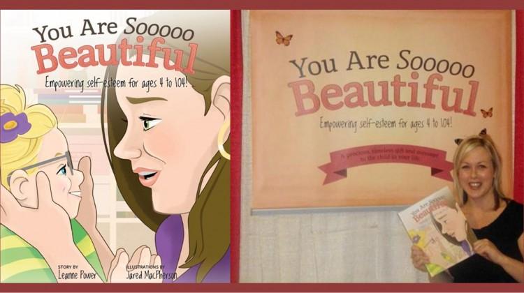 You Are Sooooo Beautiful: Book Giveaway