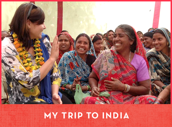 My Trip to India with World Vision
