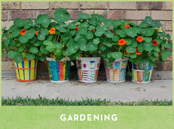 Gardening - Be A Fun Mum
