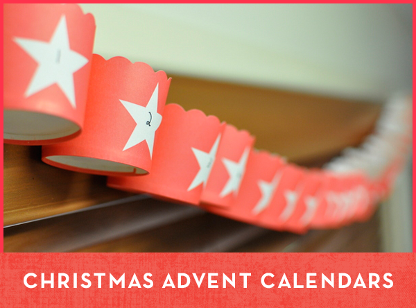Christmas Advent Calendar Ideas