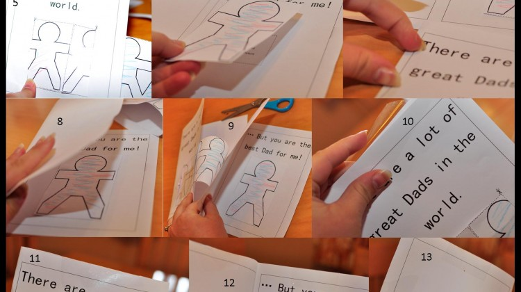 Father's Day Craft Instructions