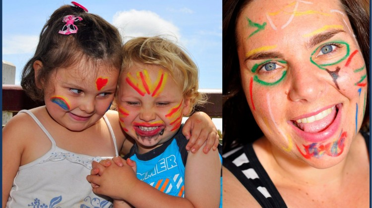Anyone Can Do It: Face Painting