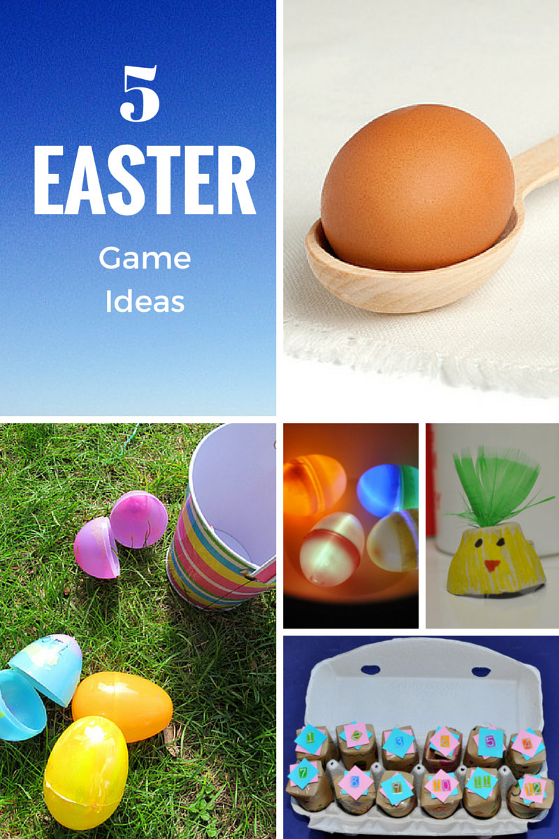 5 Easter Game Ideas