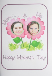 happy mothers day card 2011