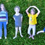 photo dolls family