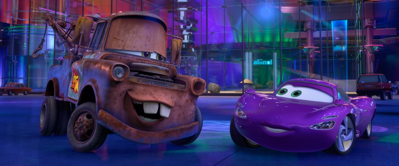 Cars 2 Movie: Review and Giveaway – Be A Fun Mum