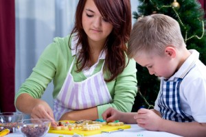 activities for children aged 8 - 12: baking