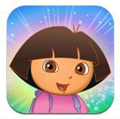 dora saves the crystal kingdom iphone app for kids