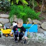 how to make a play garden 3