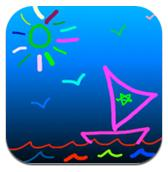 kids paint iphone app for kids