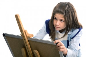 activities for children 8 to 12 yeras: painting