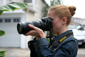 activities for children 8 - 12 years: photography