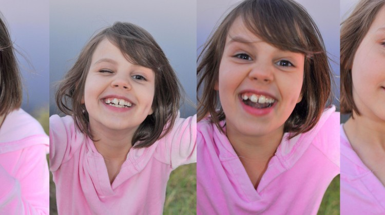 Photographing Kids: Getting Kids to Smile for the Camera