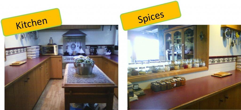 sally wise's kitchen