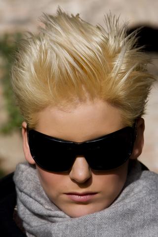 hair style for mums -- very short hair