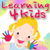 learning 4 kids blog