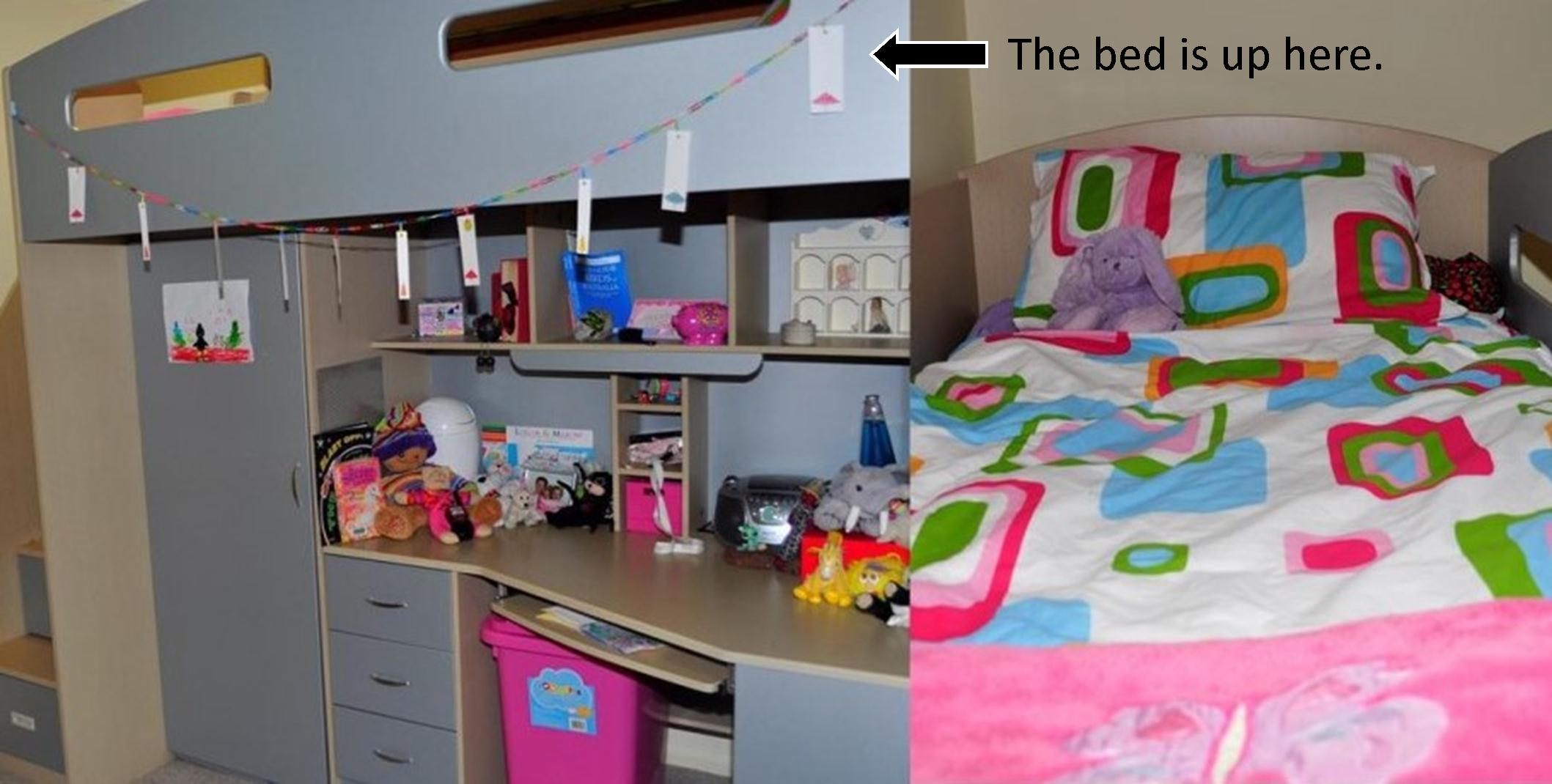 Loft Beds For Teens For Pinterest