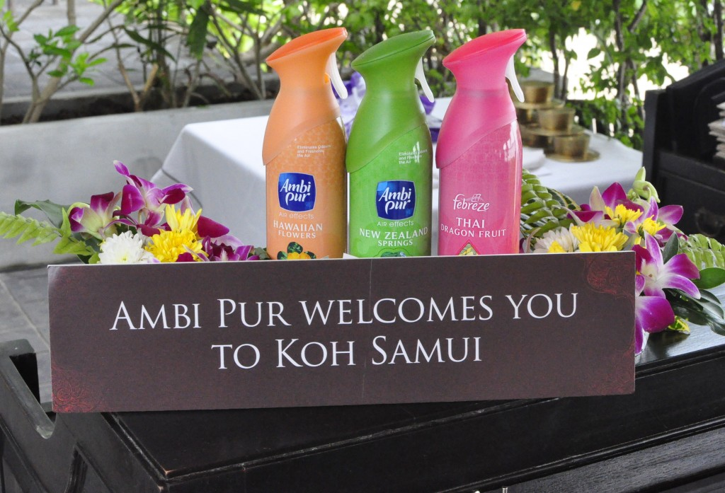Ambi Pur Air Effects Destinations Range