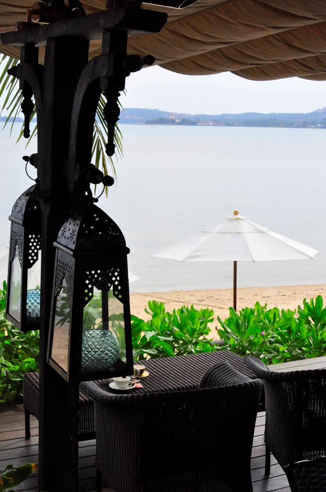 Koh Samui, Thailand. Ambi Pur scented journey