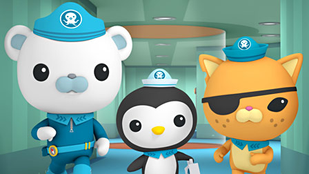Why do My Kids love the Octonauts so much?
