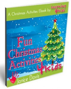 Christmas Craft -- Fun Christmas Activities eBook