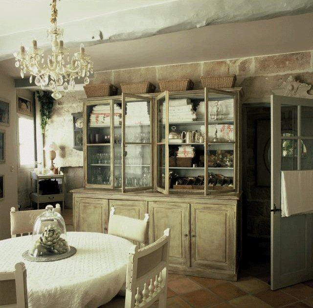 20 Ways To Create A French Country Kitchen: Design & Decoration: French Design Tips For The Home