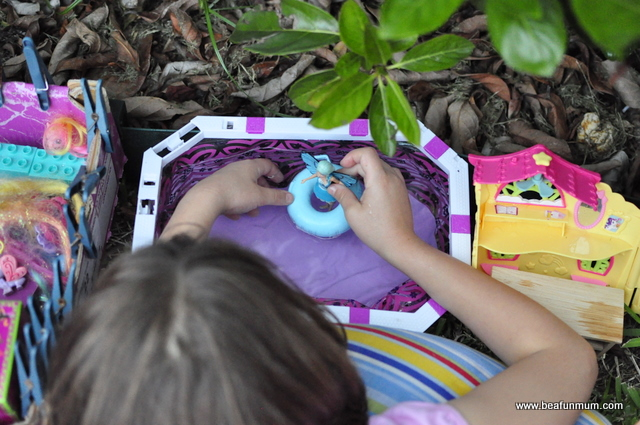 school holiday ideas -- play spaces