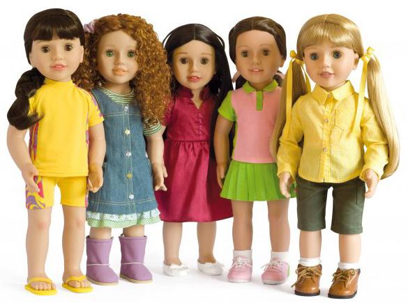 australian girl doll review