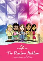 australian girl doll the rainbow necklace book