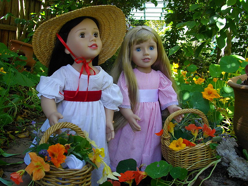 australian girl dolls emily and jasmine