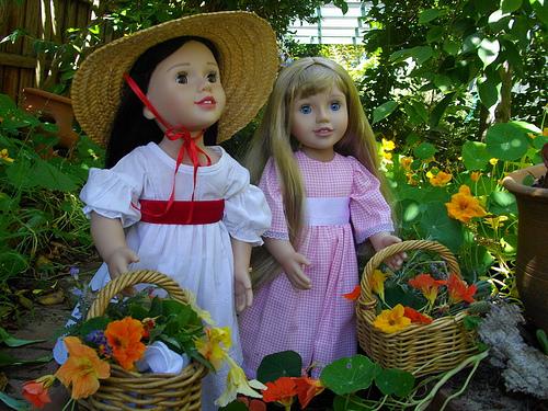 australian girl dolls emily and jasmine