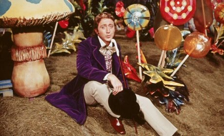 candyland willy wonka charlie and the chocolate factory