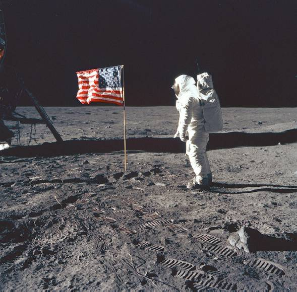 neil armstrong first man to walk on the moon 20 july 1969