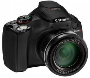 Canon Powershot SX 40 HS