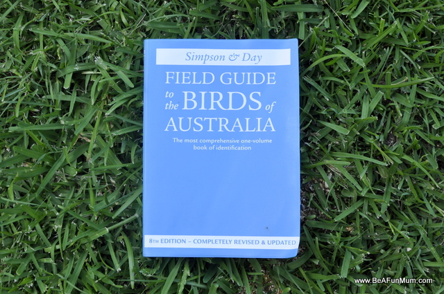 Field Guide to the Birds of Australia by Ken Simpson and Nicolas Day