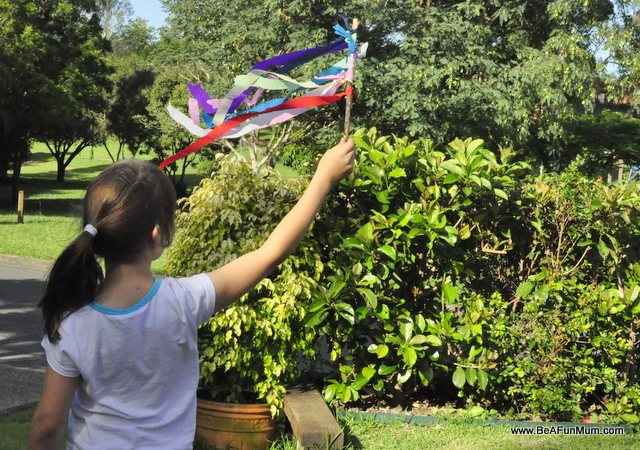 streamer kite