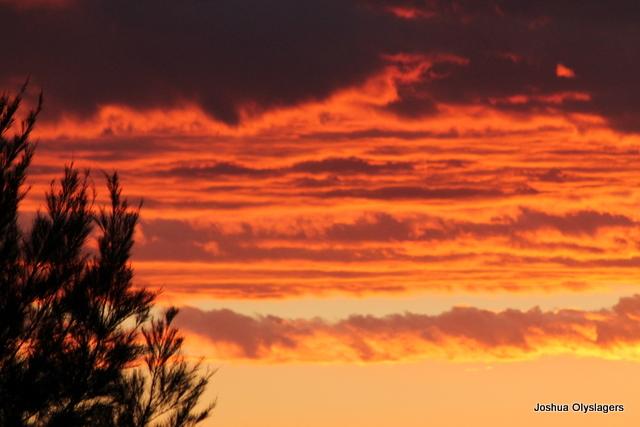 Lesotho Sunset
