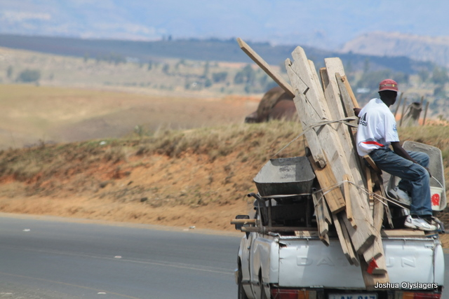 transport in Lesotho