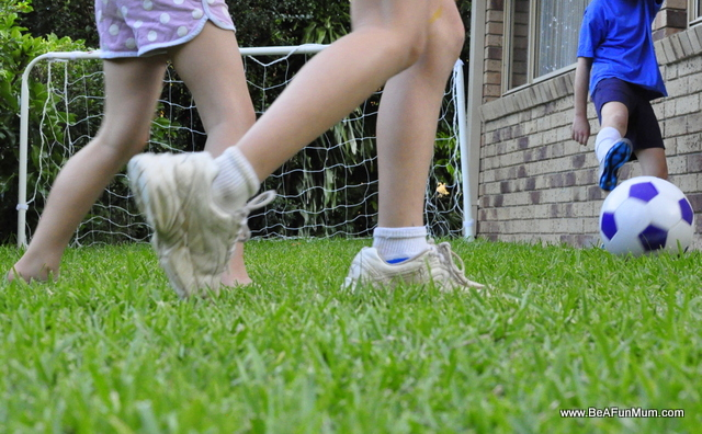 50 backyard game ideas