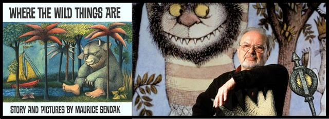 Maurice Sendak dead Where The Wild Things Are author was 83