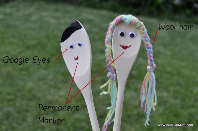 wooden spoon people