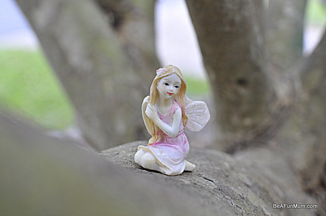 fairy in tree