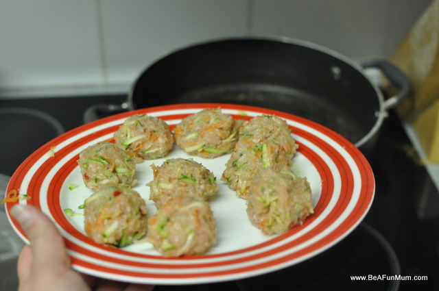 chicken balls recipe fry