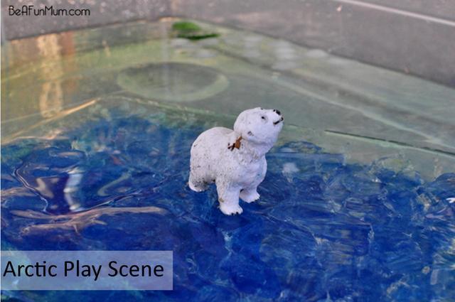 arcitc play scene
