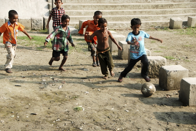 games from around the world -- soccer