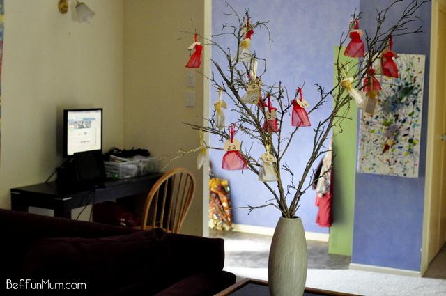 christmas advent calendar 2012