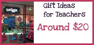Teacher Gifts - Under $20